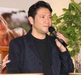 『ブリリア ショートショート シアターオンライン』開設記念イベントに出席した別所哲也 (C)ORICON NewS inc.