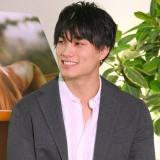 『ブリリア ショートショート シアターオンライン』開設記念イベントに出席した鈴木伸之 (C)ORICON NewS inc.