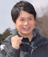 『SASUKE』第35回大会に参加した石井亮次アナ (C)ORICON NewS inc.