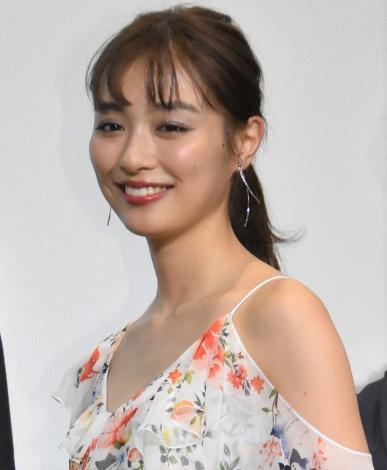 『N.Y.マックスマン』初日舞台あいさつに出席した内田理央 (C)ORICON NewS inc.