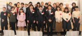 『デジタルマンガキャンパス・マッチ2017』受賞者と関係者の集合写真 (C)ORICON NewS inc.