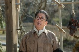 疎開先の疎開する農家の主人・治平役(C)NHK