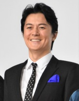 『マンハント』公開記念舞台あいさつに出席した福山雅治 (C)ORICON NewS inc.