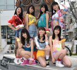 地元沖縄でお披露目イベントを開催したChuning Candy (C)ORICON NewS inc.