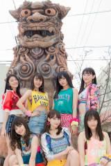 地元沖縄でお披露目イベントを開催したChuning Candy