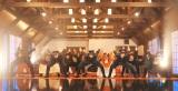 サカナクションが手がける主題歌「陽炎」に合わせてダンス! (C)?2018映画「曇天に笑う」製作委員会 (C)?唐々煙/マッグガーデン