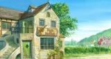 Netflixオリジナルアニメ『B: The Beginning』(3月2日より世界同時配信)美術設定画・バイオリン工房(C)Kazuto Nakazawa / Production I.G