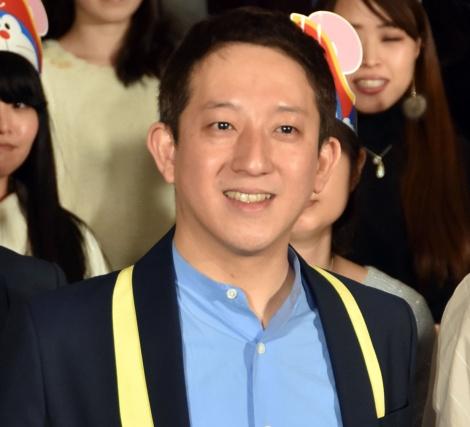 『映画ドラえもん のび太の宝島』先行試写会に出席したサバンナ・高橋茂雄 (C)ORICON NewS inc.