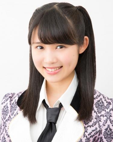 岩田桃夏=NMB48 18thシングル選抜メンバー(C)NMB48