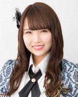 植村梓=NMB48 18thシングル選抜メンバー(C)NMB48