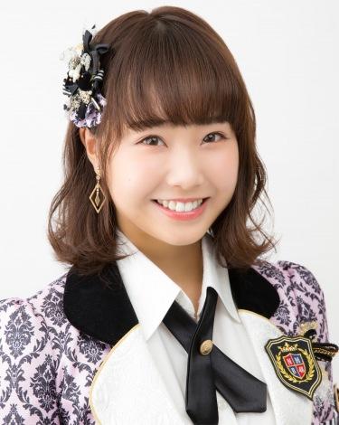 加藤夕夏=NMB48 18thシングル選抜メンバー(C)NMB48