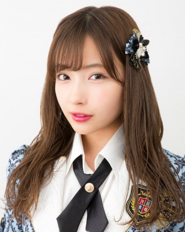 村瀬紗英=NMB48 18thシングル選抜メンバー(C)NMB48