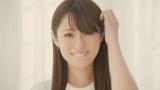 CM「ビスコでもうひとがんばり」篇に出演する深田恭子