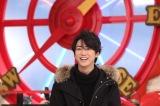 カンテレ・フジテレビ系連続ドラマ『FINAL CUT』主演の亀梨和也がバラエティー番組『マルコポロリ!』に出演(C)関西テレビ
