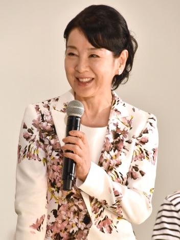 た映画『北の桜守』公開記念イベントに出席した吉永小百合 (C)ORICON NewS inc.