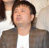プロジェクト「吉本坂46」が始動会見に出席した河本準一 (C)ORICON NewS inc.