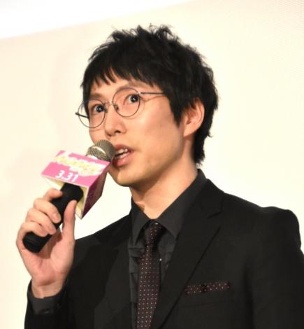 高橋優=映画『honey』スペシャルイベント(C)ORICON NewS inc.