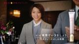 杏がWeb動画『資生堂表情劇場』で演じている「その話は3度目だが初めて聞きましたの表情」