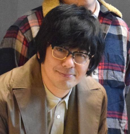 ライブイベント『東京03 FROLIC A HOLIC 2018「何が格好いいのか、まだ分からない。」』囲み取材に出席した東京03・豊本明長 (C)ORICON NewS inc.