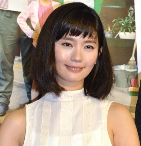 NHK BSプレミアム連続ドラマ『弟の夫』の会見に出席した中村ゆり (C)ORICON NewS inc.