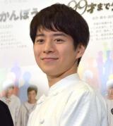 村井良太=舞台『99才まで生きたあかんぼう』公開ゲネプロ (C)ORICON NewS inc.
