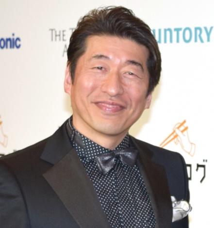 『The Tabelog Award 2018』授賞式に出席ダチョウ倶楽部・寺門ジモン (C)ORICON NewS inc.