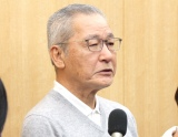 長女の逮捕を受け会見を行った大竹まこと (C)ORICON NewS inc.
