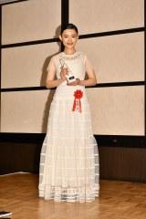 『2018年エランドール賞』授賞式に出席した杉咲花