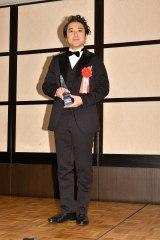 『2018年エランドール賞』授賞式に出席したムロツヨシ