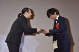 『2018年エランドール賞』授賞式に出席した高橋一生