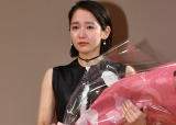 『2018年エランドール賞』授賞式に出席した吉岡里帆