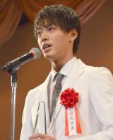 『2018年エランドール賞』授賞式に出席した竹内涼真 (C)ORICON NewS inc.
