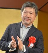 『2018年エランドール賞』授賞式に出席した是枝裕和監督 (C)ORICON NewS inc.