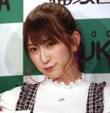 吉田朱里=Ray3月号増刊『Queentet from NMB48』発売記念イベント (C)ORICON NewS inc.