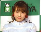 Ray3月号増刊『Queentet from NMB48』発売記念イベントを開催した植村梓 (C)ORICON NewS inc.