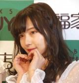 村瀬紗英=Ray3月号増刊『Queentet from NMB48』発売記念イベント (C)ORICON NewS inc.