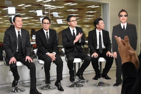 ライブ配信番組『Yahoo! JAPAN トークバラエティー おさわがせします』初回放送の模様 (C)ORICON NewS inc.