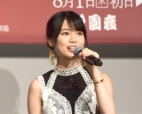 同い年で活躍している高梨沙羅に刺激を受けていると語った生田絵梨花 (C)ORICON NewS inc.
