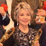 『第72回 毎日映画コンクール』の表彰式に出席した水野久美 (C)ORICON NewS inc.