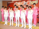HiHi Jet&東京B少年 公演へ気合 (18年02月23日)