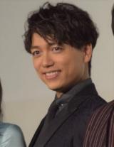 映画『レオン』初日舞台あいさつに出席した山崎育三郎 (C)ORICON NewS inc.