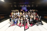 AKB48グループの31人が名古屋・愛知県体育館で激闘を繰り広げた(C)AKS