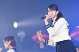 デビューシングル「暗闇」センターの瀧野由美子(C)STU