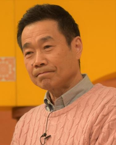 大杉漣さんを追悼した三宅裕司=『健康カプセル!ゲンキの時間』300回スペシャルの収録 (C)ORICON NewS inc.
