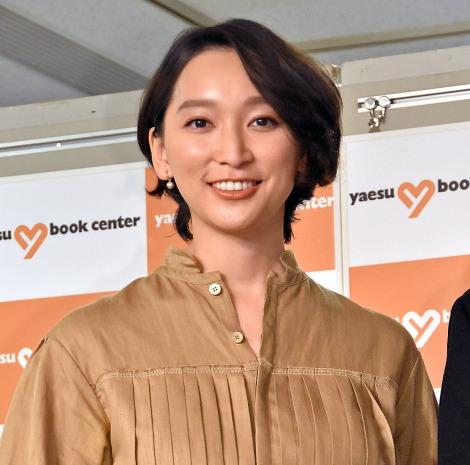 サムネイル 第3子出産後初公の場に登場した杏 (C)ORICON NewS inc.
