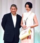 長澤、すずら東スポ映画賞を彩る