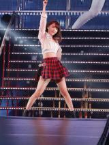 宮脇咲良=『HKT48春のアリーナツアー2018 〜これが博多のやり方だ!〜』初日公演より(C)AKS