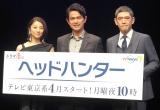(左から)小池栄子、江口洋介、杉本哲太 (C)ORICON NewS inc.
