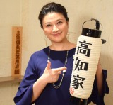 島崎和歌子 (C)ORICON NewS inc.