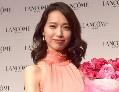 サムネイル 日本で初めて『LANCOME』ミューズに起用された戸田恵梨香 (C)ORICON NewS inc.